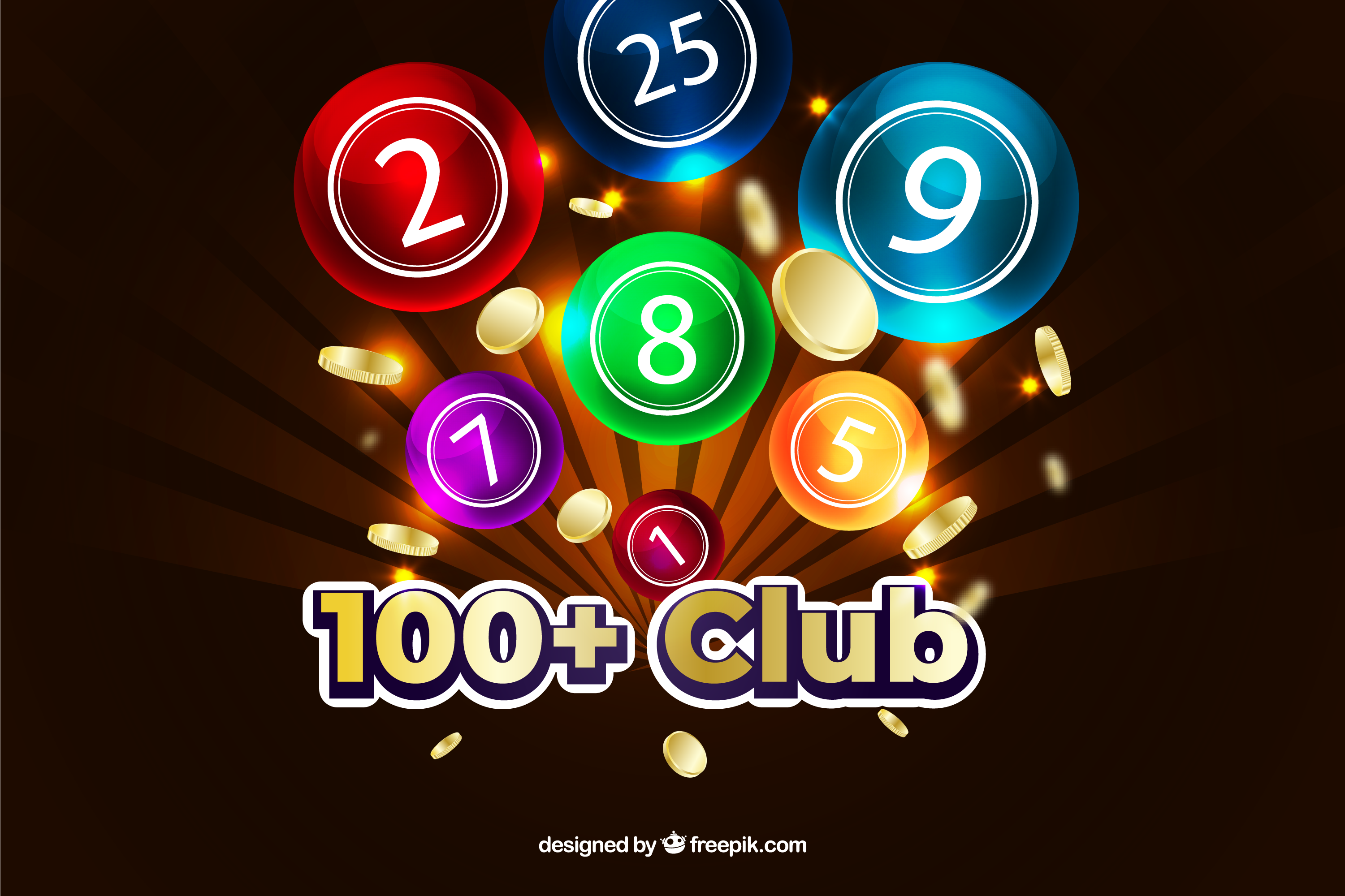 Join the 100+ Club